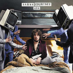 Barns Courtney - 404 - New 2019 Record LP Vinyl Canada Import - Blues Rock / Alt Rock