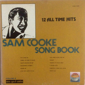 Sam Cooke - Sam Cooke Song Book Volume II -12 All Time Hits - VG Stereo USA 1970's - Soul