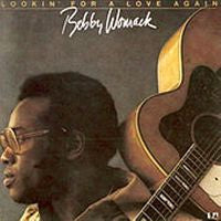 Bobby Womack ‎– Lookin' For A Love Again - VG Stereo 1974 USA - Funk / Soul