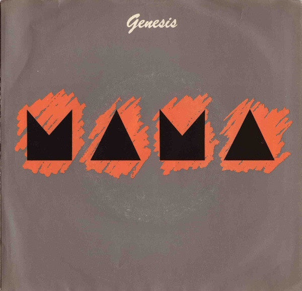 "Genesis ‎– Mama / t's Gonna Get Better - VG+ 7"" Single 45 Record 1983 Atlantic Vinyl - Prog RockUSA Vinyl Prog Rock"