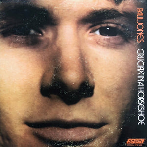 Paul Jones ‎– Crucifix In A Horseshoe - Mint- Lp Record 1971 USA Original Vinyl - Rock / Soft Rock