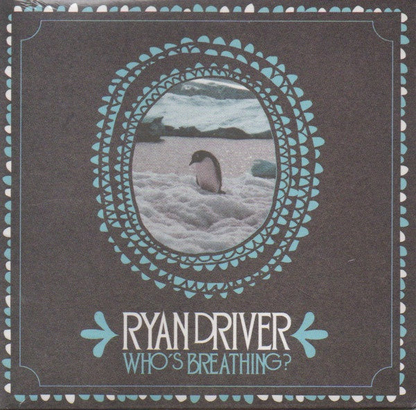 Ryan Driver ‎– Who's Breathing? - New Lp Record 2011 Fire UK Import Vinyl - Psychedelic Rock / Jazz-Rock