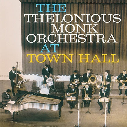 The Thelonious Monk Orchestra ‎– At Town Hall (1959) - New 2 Lp Record DOL Europe Import 180 gram Vinyl - Jazz