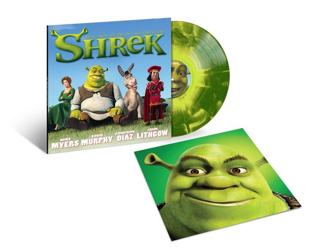 Various ‎– Shrek - Music From The Original Motion Picture - New Lp Record 2019 Geffen Europe Import Black Vinyl - Soundtrack / Smashmouth-Core