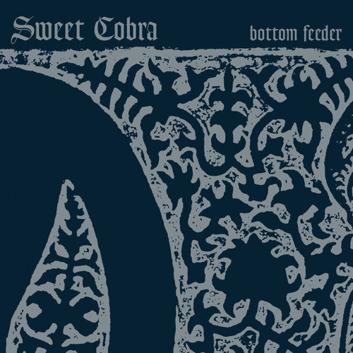 Sweet Cobra ‎– Bottom Feeder - New Vinyl 2009 EP Single Sided / Etched B Side - Chicgao Rock
