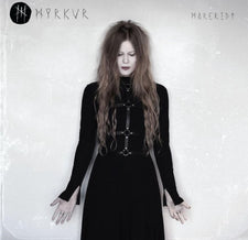Myrkur - Mareridt - New Vinyl 2017 Relapse Records Indie-Exclusive Bone-White Vinyl Pressing! - Black Metal / Folk Metal