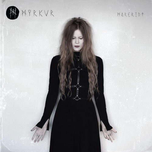 Myrkur - Mareridt - New Vinyl 2017 Relapse Records 'Indie Exclusive' Bone-White Vinyl Pressing with Dowload (Limited to 400!)  - Black Metal / Folk Metal
