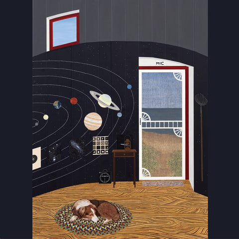 (Pre-Order) Mary Lattimore – Silver Ladders - New LP Record 2020 Ghostly Limited Edition Silver Star Vinyl - Electronic / Ambient / Harp