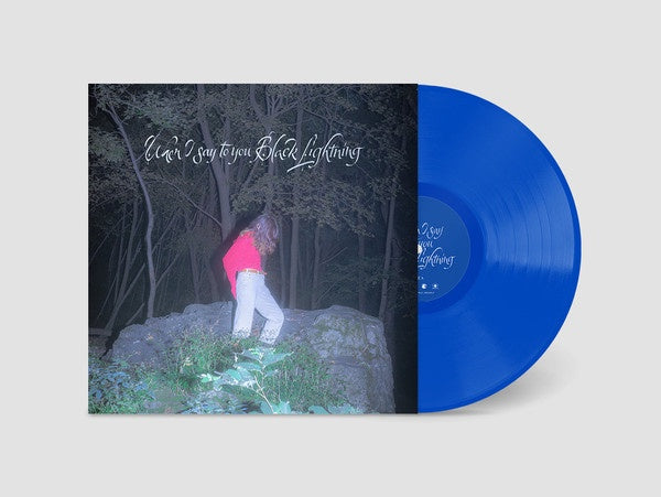 Common Holly ‎– When I Say To You Black Lightning - New Record LP 2019 Barsuk Limited Edition Deep Blue Vinyl & Download- Indie Rock / Folk