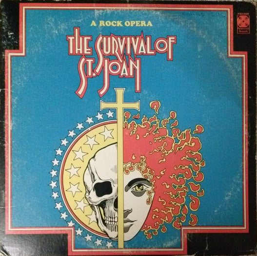 Smoke Rise - The Survival Of St. Joan - VG+ 1971 USA 2 Lp Set Stereo - Psychedelic Rock