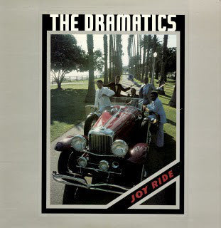 The Dramatics ‎– Joy Ride - VG+ 1976 Stereo USA - Funk/Soul/Disco