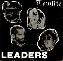 "Lowlife - Leaders (1979) - New 7"" Vinyl 2017 HoZac Records 'Archival Series' Pressing (Limited to 500) - Punk"