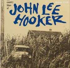 John Lee Hooker ‎– The Country Blues Of John Lee Hooker New Vinyl 2015 Riverside / Original Blues Classics Reissue USA - Blues / Country Blues