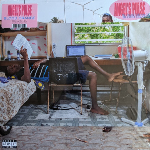 Blood Orange ‎– Angel's Pulse - New LP Record 2019 Domino USA Vinyl & Download - R & B / Synth Pop