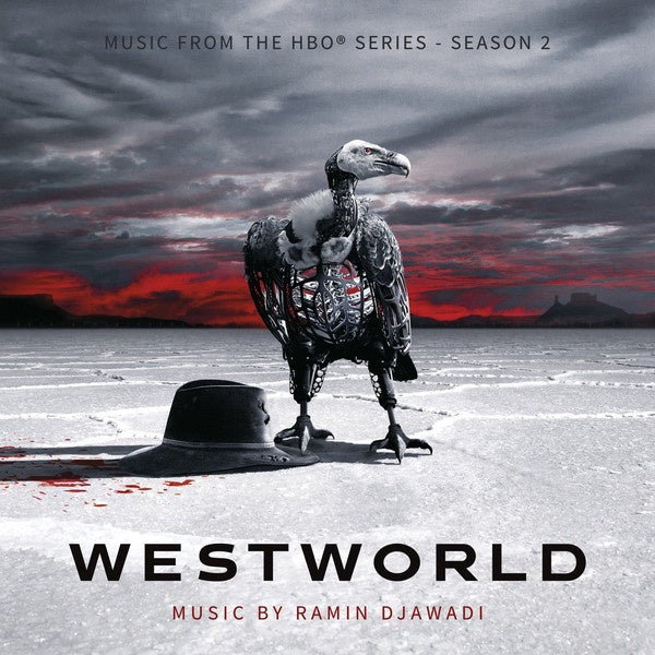 Ramin Djawadi — Westworld: Season 2 (Selections From the HBO Series) - New Vinyl Lp 2018 Watertower Pressing - Soundtrack / Television