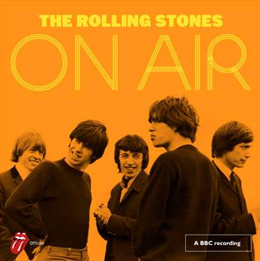 The Rolling Stones ‎– The Rolling Stones On Air - New Vinyl Record 2017 ABKCO / BBC 180Gram 2LP Pressing with Gatefold Jacket and Download - Blues Rock