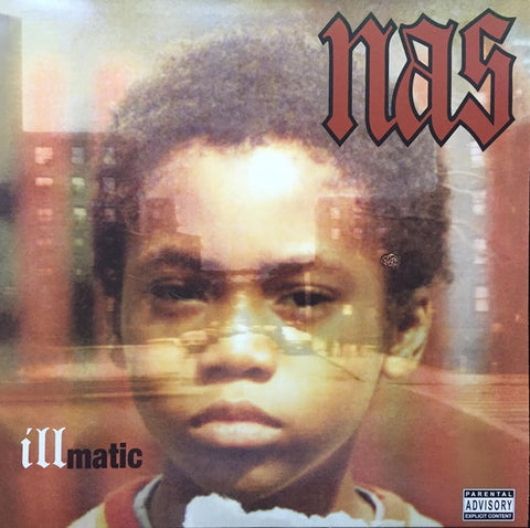 Nas ‎– Illmatic (1994) - New LP Record 2014 Get On Down Vinyl Reissue - Hip Hop