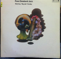 """Big Jeb"" Dooley ‎- Pure Dixieland Jazz - VG+ 2 LP Stereo 1973 USA - Jazz"