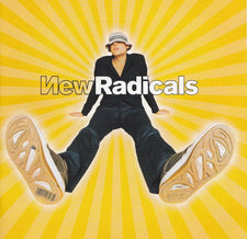 New Radicals - Maybe You've Been Brainwashed Too - New Vinyl 2017 Interscope / Geffen 2-LP Set, First Ever Vinyl Pressing! - Pop / Rock