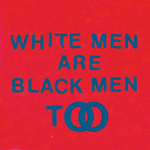 Young Fathers – White Men Are Black Men Too - New LP Record 2015 Big Dada Vinyl - Hip Hop / Electronic