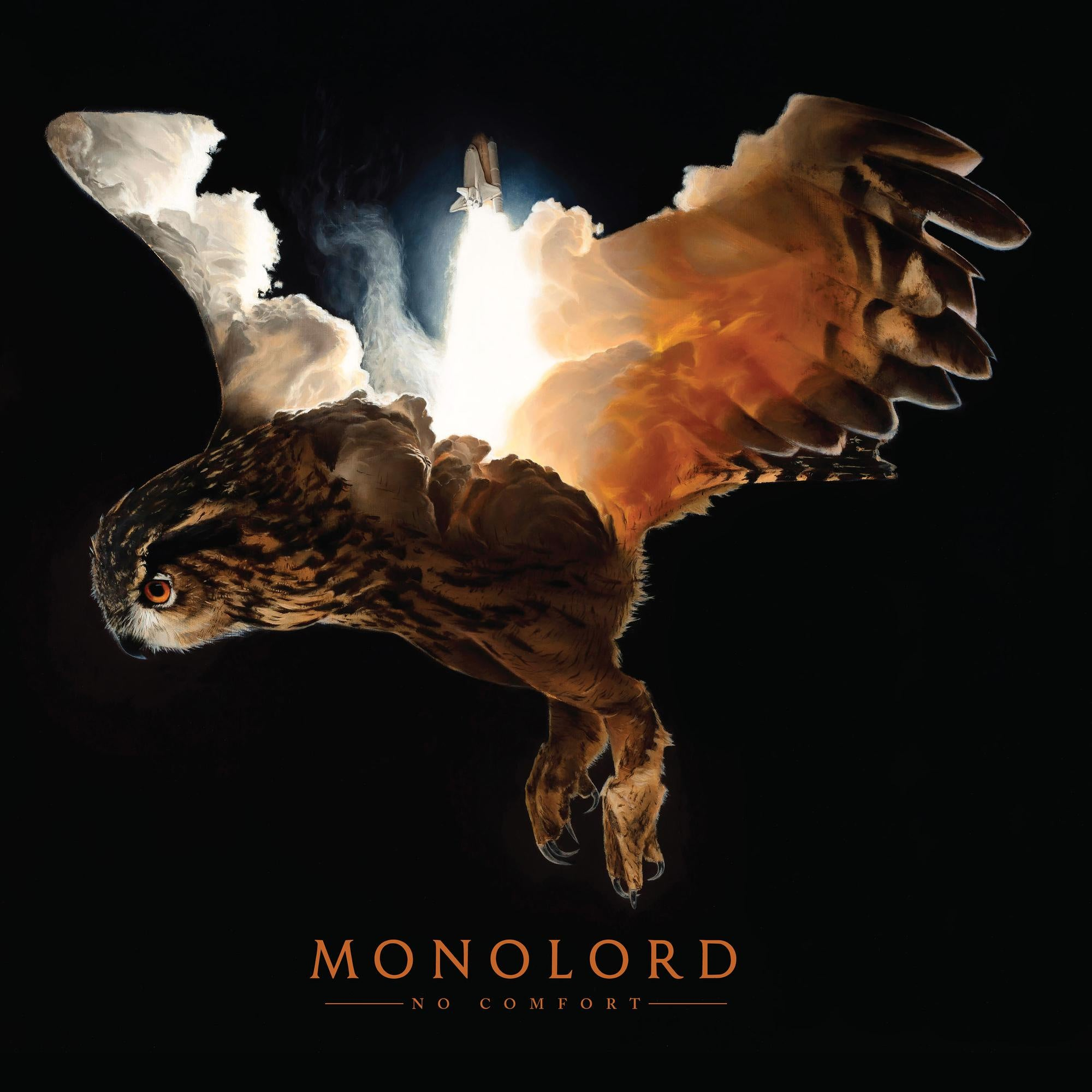 Monolord ‎– No Comfort - New 2 LP Record 2019 Relapse USA Etched Vinyl - Doom Metal