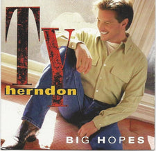Ty Herndon - Big Hopes - Used Cassette 1998 Epic USA - Country