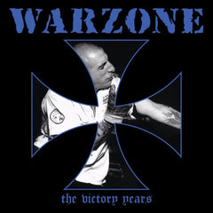 Warzone - The Victory Years - New Vinyl 2017 Victory Records Colored Vinyl LP + Download - Hardcore / Oi / Punk Rock