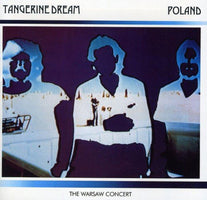 Tangerine Dream - Poland The Warsaw Concert - New 2 Lp 2019 Cherry Red RSD Limited Release - Electronic / Ambient