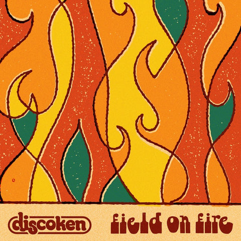 "Serengeti ‎– Discoken: Field On Fire / Up To the Middle - New 7"" Single Record 2020 Fake Four Vinyl - Hip Hop"