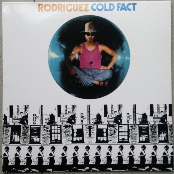 Rodriguez ‎– Cold Fact (1970) - New Lp Record 2019 USA 180 gram Vinyl - Psychedelic / Folk Rock