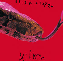 Alice Cooper ‎– Killer (1971) - New Vinyl Lp 2018 Rhino Limited Reissue on Red/Black Vinyl - Rock