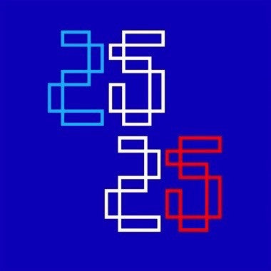Factory Floor - 25 25 - New Vinyl 2016 DFA Records 2-LP + Download - Dance-Pop / Electronic / Post-Punk