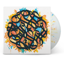 Brother Ali - All The Beauty In This Whole Life - New Vinyl 2017 Rhymesayers Limited Edition 2-LP on 'Double Translucent 3-Color Splatter' Vinyl with 12-Page Booklet and Download - Rap / Hip Hop