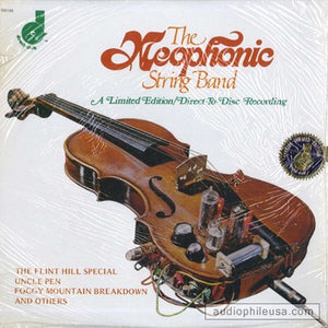 The Neophonic String Band ‎– The Neophonic String band - Mint- Lp Record 1977 USA Original Vinyl - Country / Bluegrass