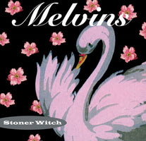 Melvins ‎– Stoner Witch - New Vinyl Lp 2016 Third Man Records 180gram Reissue with Gatefold Jacket - Noise Rock / Sludge / Grunge