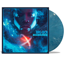 Big Boi ‎(OutKast) – Boomiverse - New Vinyl 2017 Epic 2-LP on 'Blue and White Swirl' Vinyl with Download - Rap / Hip Hop