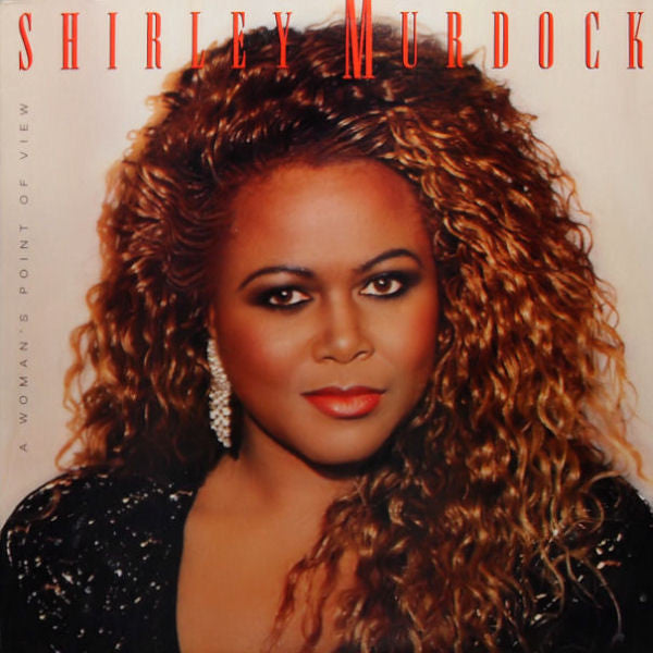 Shirley Murdock ‎– A Woman's Point Of View - Mint- Vinyl Record 1988 USA - Soul / Synth-Pop