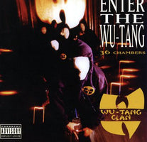 Wu Tang Clan - Enter The Wu-Tang Clan 36 Chambers - New Cassette 2018 RCA/Legacy RSD Exclusive - Rap / Hip Hop