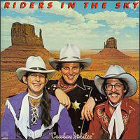 Riders In The Sky - Cowboy Jubilee - VG+ 1981 Stereo USA - Country