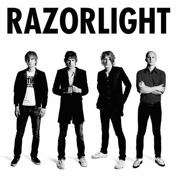 Razorlight ‎– Razorlight - New Vinyl Lp 2019 Captiol 180gram Reissue with Download - Indie Rock / Brit Pop