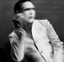 Marilyn Manson ‎– The Pale Emperor - New Vinyl 2 Lp 2015 Loma Vista Pressing - Rock / Industrial