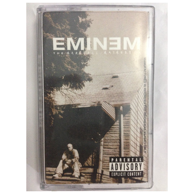 Eminem - The Marshall Mathers LP - New Cassette 2016 USA Tape - Rap / HipHop