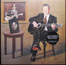 Eric Clapton - Me And Mr. Johnson (2004) - New Vinyl 2011 Reprise 180Gram Reissue (Tribute Album to Robert Johnson) - Rock / Blues