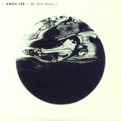 Amos Lee ‎– My New Moon - New LP Record 2018 Dualtone USA Vinyl & Download - Indie Rock / Folk Rock