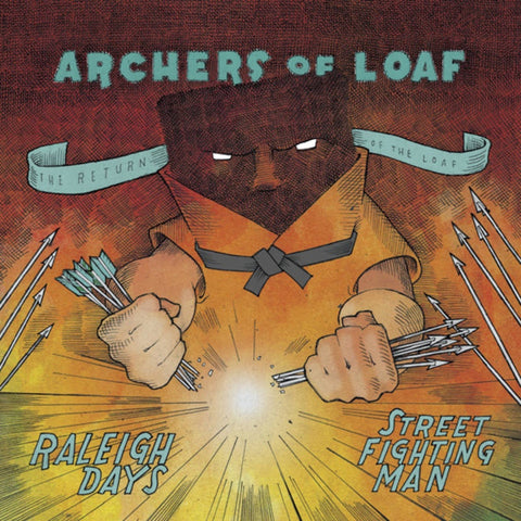 "Archers Of Loaf - Raleigh Days / Street Fighting Man - New 7"" Single Record Store Day 2020 Merge USA RSD Vinyl - Indie Rock"