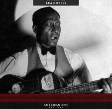 Lead Belly ‎– The Best of - New Vinyl Record 2017 Third Man Records 'American Epic' Compilation - Delta Blues