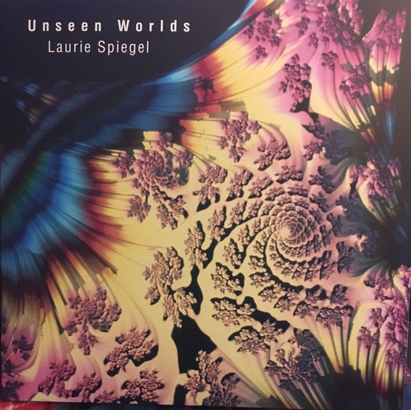 Laurie Spiegel ‎– Unseen Worlds (1991) - New Vinyl 2 Lp 2019 Unseend Wounds Reissue with Download - Electronic / Ambient / New Age