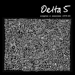 Delta 5 ‎– Singles & Sessions 1979 - 81 - New Cassette 2019 Kill Rock Stars Compilation Tape - Punk