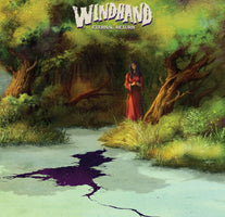 Windhand ‎– Eternal Return - New Vinyl 2 Lp 2018 Relapse Indie Exclusive on 'Swamp Green' Colored Vinyl (Limited to 500!) - Doom / Stoner Metal / Heavy Psych