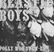 Beastie Boys - Polly Wog Stew EP (1982) - New Vinyl Limited Edition Import Pressing on Clear Vinyl - Hip Hop / Punk